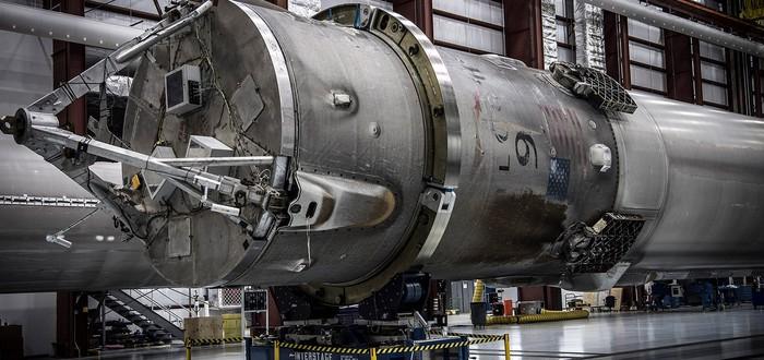 Новый запуск ракеты SpaceX в эти выходные