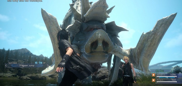 Взгляд на вырезанные из Final Fantasy 15 локации