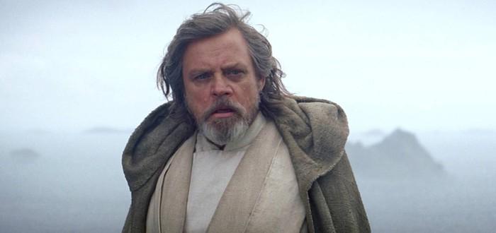 Восьмой эпизод Star Wars ответит на ваши вопросы о Люке Скайуокере