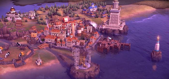 Firaxis научит вас культуре в Civilization VI