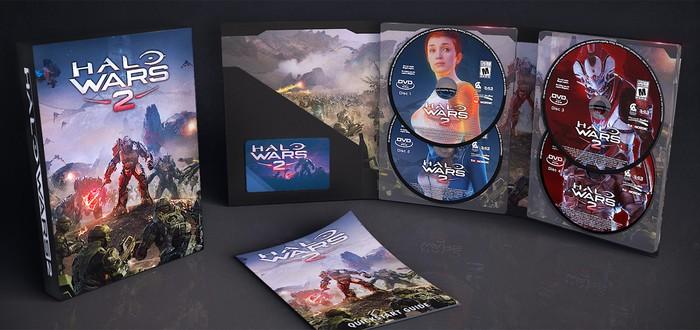 PC-версия Halo Wars 2 выйдет на 4 дисках