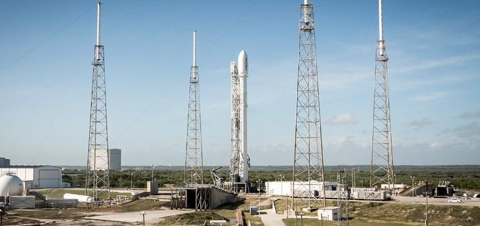 Прямой эфир с нового запуска ракеты SpaceX