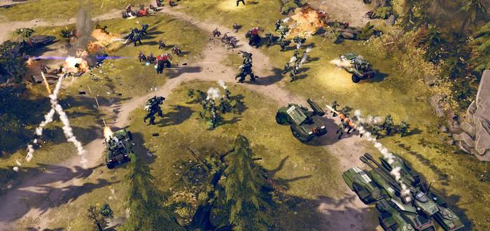 Halo Wars 2 ушла на золото