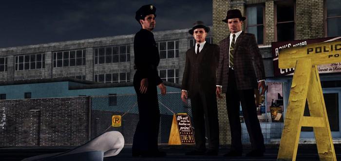Слух: L.A. Noire выйдет на Nintendo Switch
