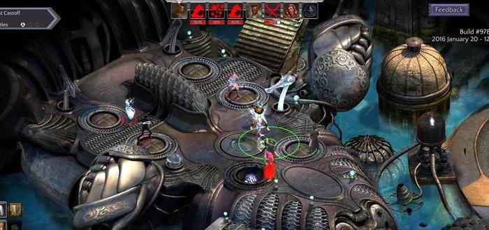 Разработчики рассказали о сражениях в Torment: Tides of Numenera