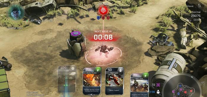 Видео-руководство по Halo Wars 2 Blitz