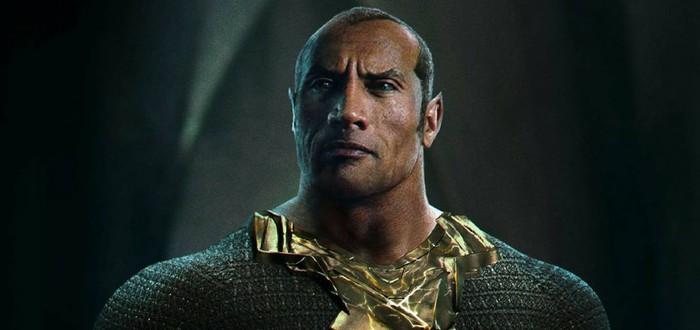 Черный Адам получит собственный фильм во вселенной DC