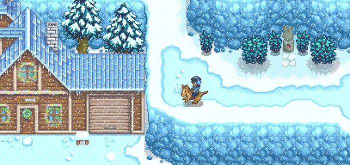 Stardew Valley выйдет на Nintendo Switch в этом году