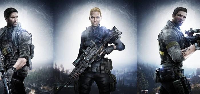 Опубликовано описание персонажей Sniper: Ghost Warrior 3