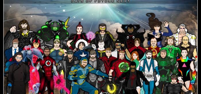 Hero machine — Супермен созданный собственными клешнями