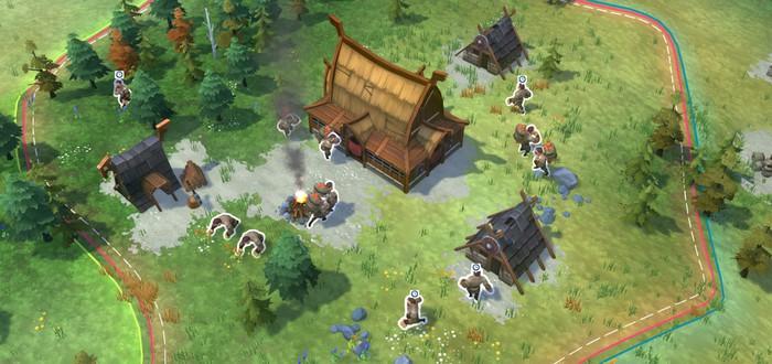 4X-стратегия Northgard выйдет в Steam Early Access в феврале