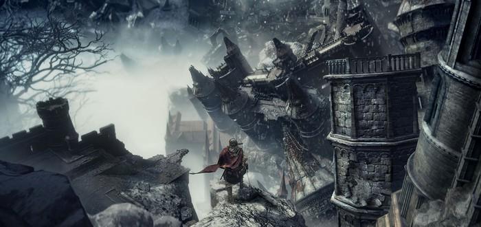 Скриншоты и арты дополнения Dark Souls 3: The Ringed City