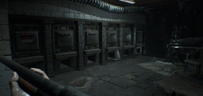 Гайд Resident Evil 7: Biohazard - решение головоломки в мусоросжигательной комнате