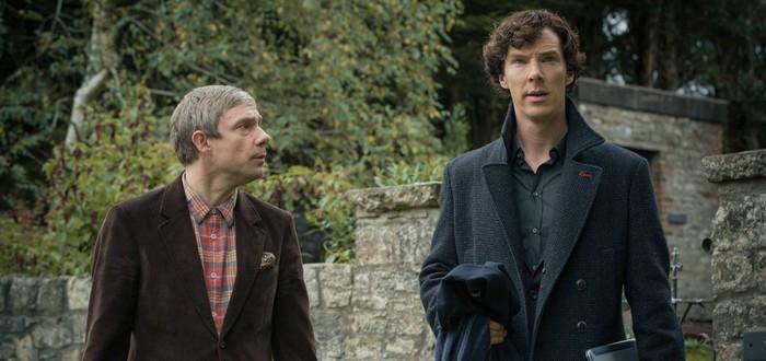 """Пятый сезон """"Шерлока"""" станет началом истории Шерлока Холмса и доктора Ватсона"""