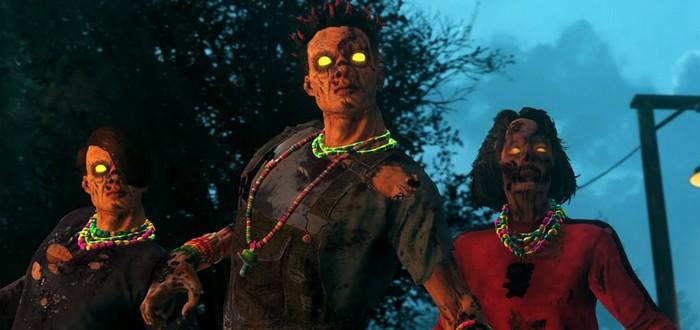 Трейлер новой зомби-карты из первого DLC CoD: Infinite Warfare — Sabotage