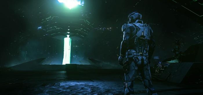 Тизер нового кинематографического трейлера Mass Effect Andromeda