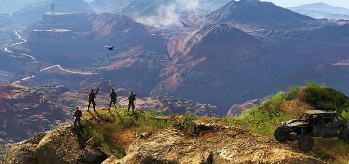 Чего ждать от Ghost Recon: Wildlands?