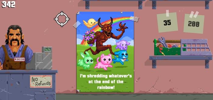 В Steam вышла игра двенадцатилетнего сына Джона Ромеро
