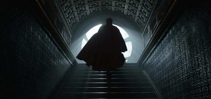 "Трейлер к выходу ""Доктора Стрэнджа"" на Blu-ray"