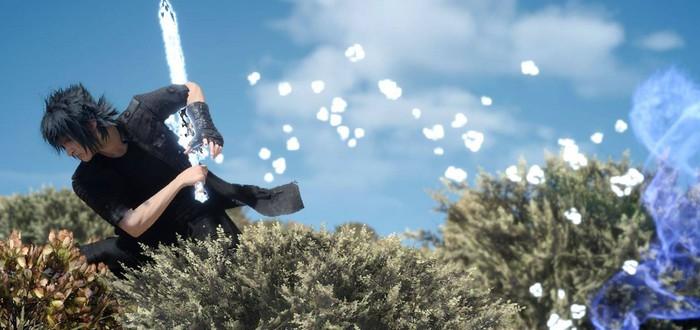 Хадзиме Табата хочет Final Fantasy XV на PC с поддержкой модов