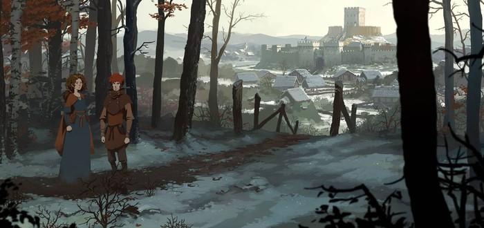 Интерактивный триллер The Pillars of Earth выйдет летом