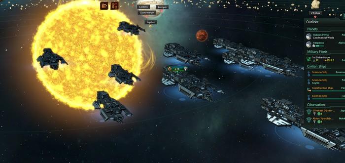 Тизер геймплея нового дополнения Stellaris: Utopia