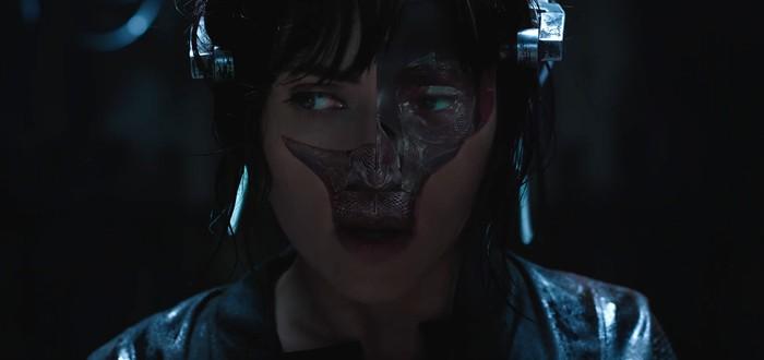 Новый тизер фильма Ghost in the Shell