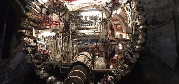 Илон Маск похвастался своей новой тоннельной машиной