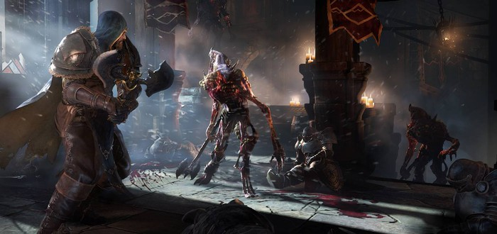 Lords of the Fallen вышла на iOS и Android
