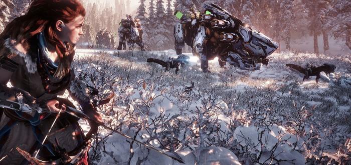 Guerrilla Games: Разработка Horizon Zero Dawn была большим риском