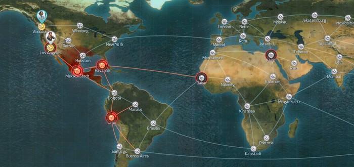 Стратегия Quarantine вышла в Steam Early Access
