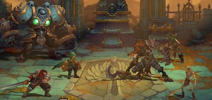 Йеспер Кюд назначен композитором Battle Chasers: Nightwar