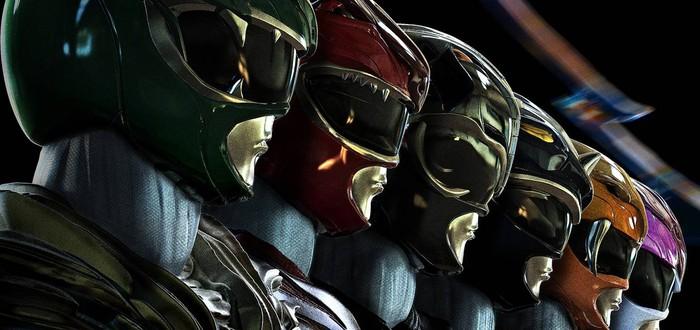 Мрачный сериал Power Rangers находится в разработке