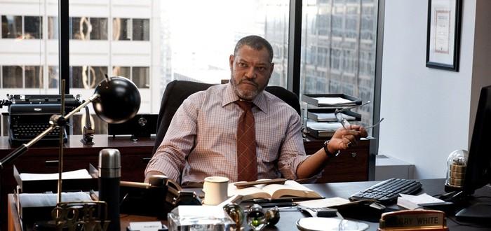 Лоуренс Фишборн разочарован фильмами DC