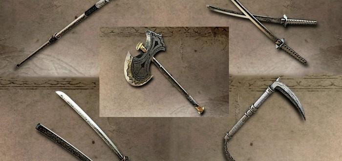 Гайд Nioh — лучшее стартовое оружие