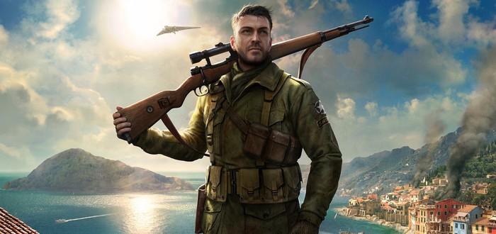 Один выстрел, много трупов: обзор Sniper Elite 4