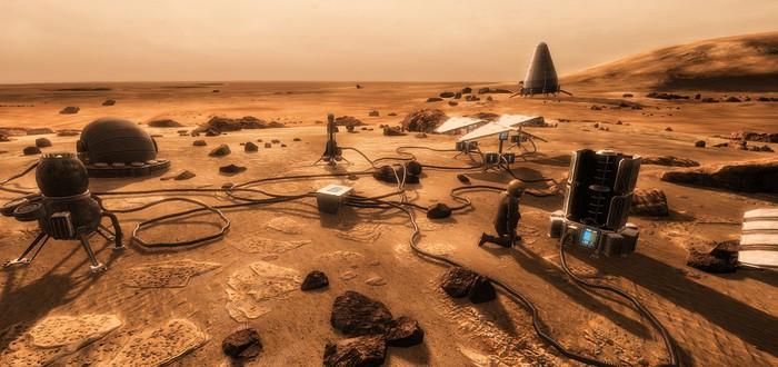 Take on Mars вышла в Steam