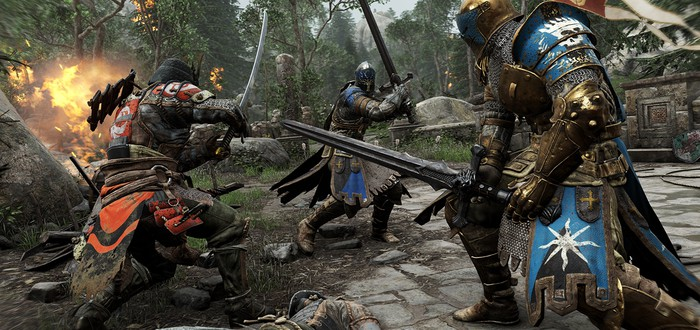 Nvidia выпустила драйвер для For Honor, Sniper Elite 4 и Halo Wars 2