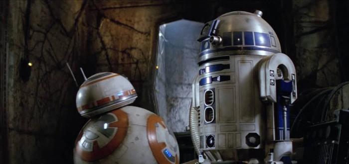 Новый актер внутри R2-D2 и новые планеты в Star Wars: The Last Jedi