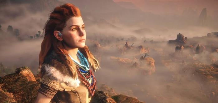 Элой из Horizon: Zero Dawn — новая икона  PlayStation