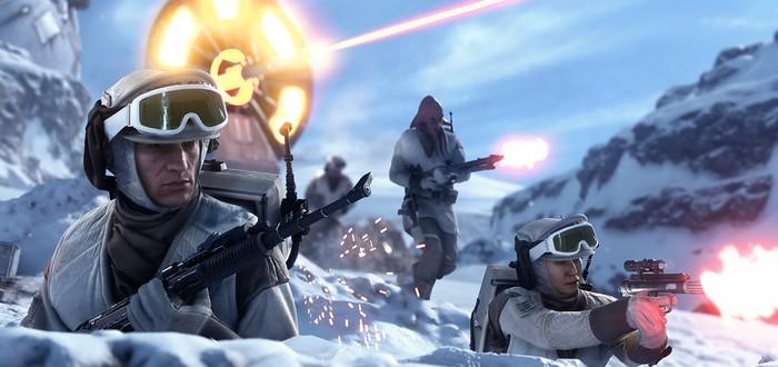 DICE не будет выпускать новый контент для Star Wars Battlefront