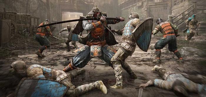 Гайд For Honor — самураи