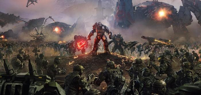 Оценки Halo Wars 2