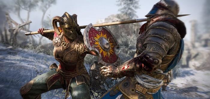 Гайд For Honor — викинги
