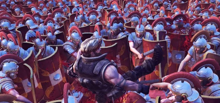 Кто победит: Чак Норрис или 4000 римских солдат?