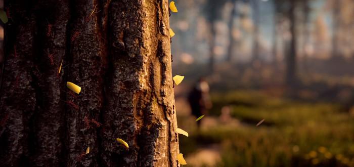 Horizon: Zero Dawn даже лучше The Witcher 3 — тут есть муравьи