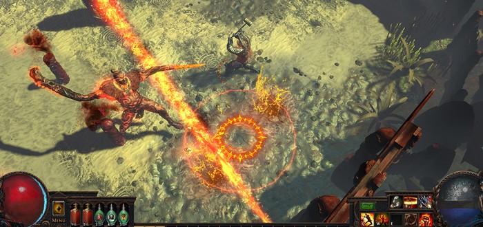 Скриншоты нового гигантского дополнения Path of Exile:  The Fall of Oriath