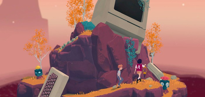 Дебютный трейлер головоломки The Gardens Between