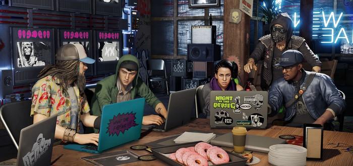Патч Watch Dogs 2 запустил таинственный AR-квест
