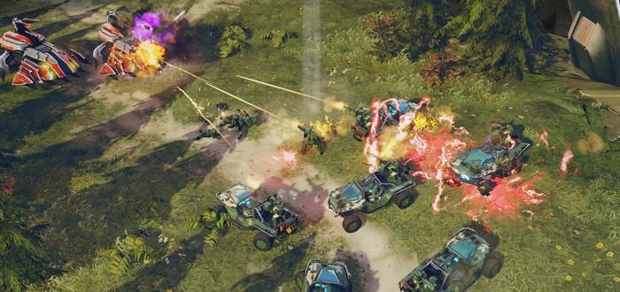 Из Halo Wars 2 временно вырезали рейтинговый мультиплеер